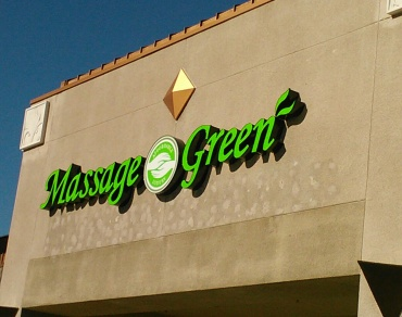 Massage Green